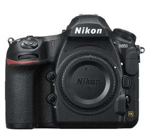 NIKON D850 DSLR CAMERA (body only) for Sale in New Jersey, US