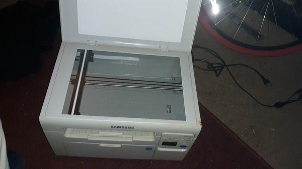 Samsung printer / scanner