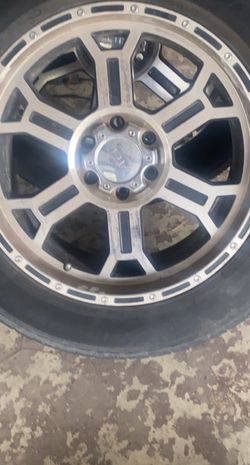 20x10 Rims For Sell Or Trade for Sale in Crosby,  TX