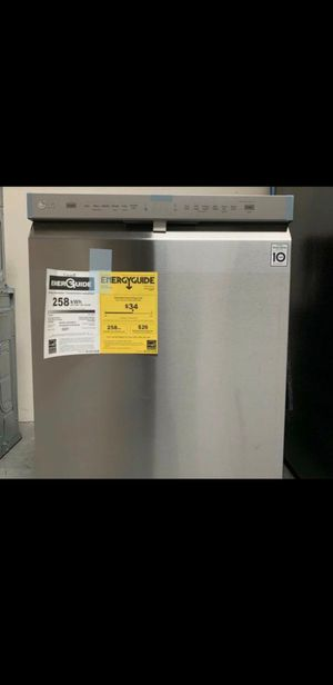 Lg dishwasher (Brand new) for Sale in Artesia, CA