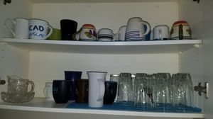Drinking cups, glass for Sale in Alexandria, VA