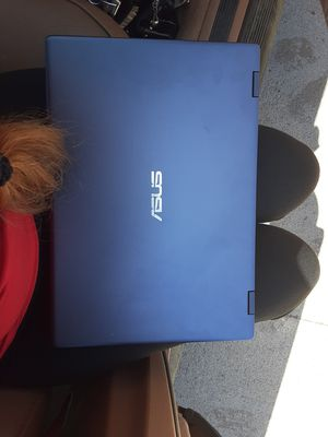 Asus vivobook flip 15 inch i3 2n1 touch 4g/128g laptop for Sale in Sioux Falls, SD