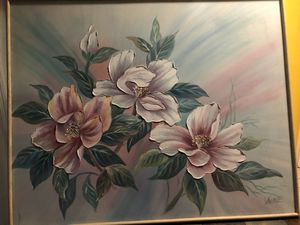 Large Wall Art 49X61. for Sale in Lutz, FL