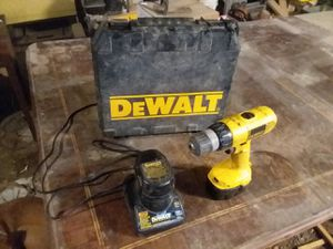 Dewalt drill for Sale in Rural Retreat, VA