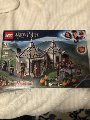 Harry Potter LEGO set (Hagrids Hut 496 pcs) for Sale in Lodi, CA