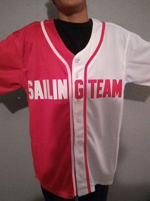 LIL YACHTY LIL BOAT Baseball Jersey for Sale in San Bernardino, CA