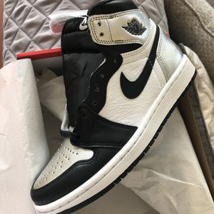 Jordan Retro 1 Silver Toe for Sale in Tracy, CA