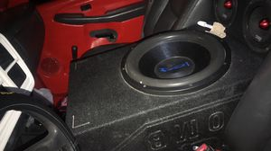 15 subwoofer for Sale in Memphis, TN