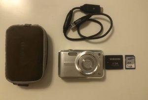 Samsung digital camera for Sale in Santa Monica, CA