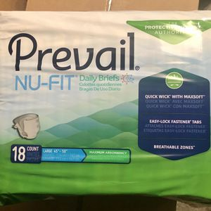 Prevail Nu-Fit And Per-Fit for Sale in Sugar Land, TX
