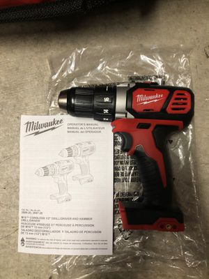 Milwaukee 1/2 inch drill driver for Sale in Morgan Hill, CA