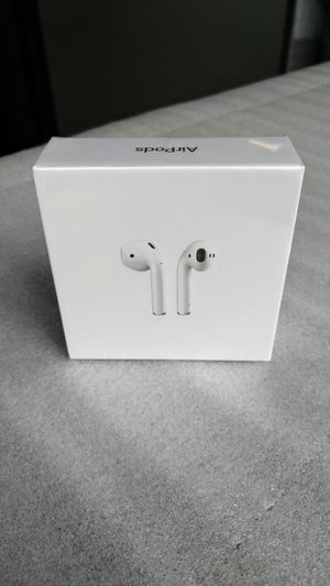 Apple Airpods New Sealed 1ST Gen for Sale in Tampa, FL