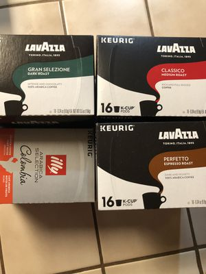 Keurig pods all for $18 for Sale in Reedley, CA