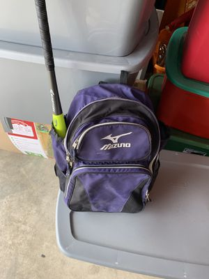 Mizuno softball backpack for Sale in Vancouver, WA