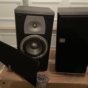 JBL North ridge N26-II Speaker Pair for Sale in San Diego, CA