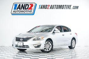 2013 Nissan Altima for Sale in Dallas, TX