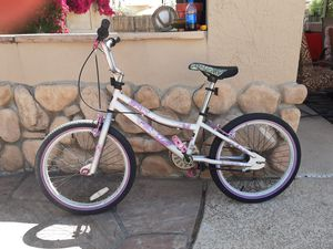 Girls bmx bicycle for Sale in Tempe, AZ