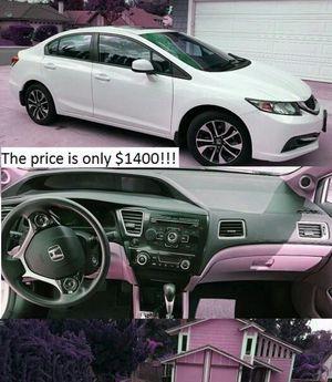 2013 Honda Civic Price$1400 for Sale in Las Vegas, NV