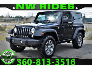 2014 Jeep Wrangler for Sale in Bremerton, WA