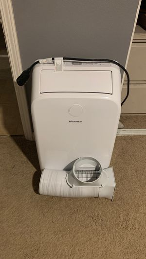 Hisense portable AC unit with remote for Sale in San Diego, CA