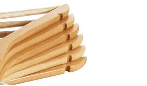 Wooden Suit and Pant Hangers (pack of 25) for Sale in Auburn, CA