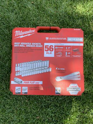 MILWAUKEE SOCKET SET‼️PRICE IS FIRM‼️ for Sale in Pico Rivera, CA