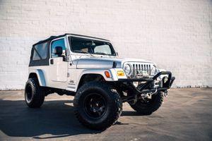 2006 Jeep Wrangler for Sale in Costa Mesa, CA
