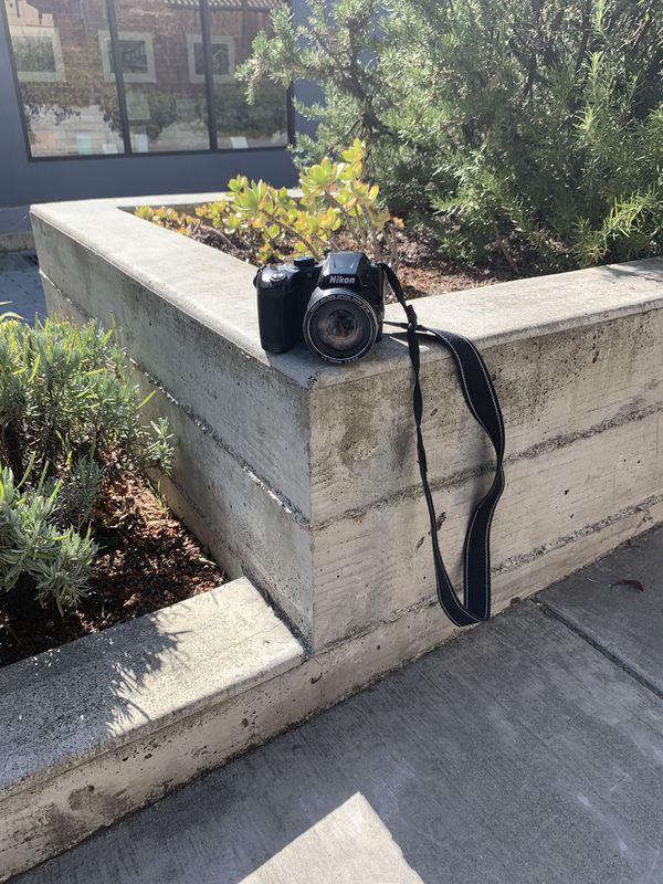 Nikon Coolpix B600 16 Megapixel Digital Camera