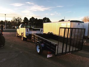 8x10 Utility trailer for Sale in Denver, CO