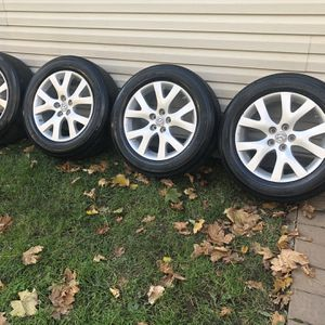 """18"""" Mazda Rims And Tires for Sale in North Caldwell, NJ"""