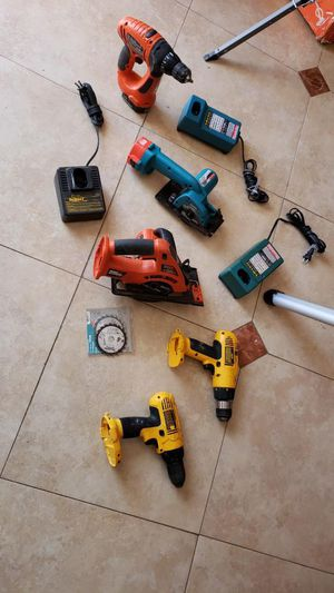 Set/ Power Tools for Sale in Miramar, FL