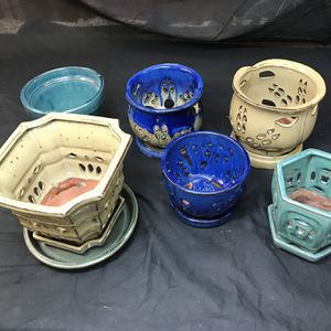 Orchid Pots And Related Supplies for Sale in Las Cruces, NM