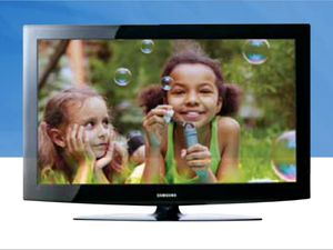 SAMSUNG FLAT SCREEN TV - $115 for Sale in Fountain Valley, CA