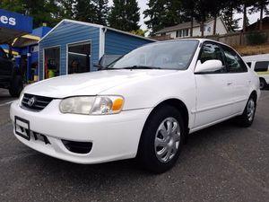 2001 Toyota Corolla for Sale in SEATTLE, WA
