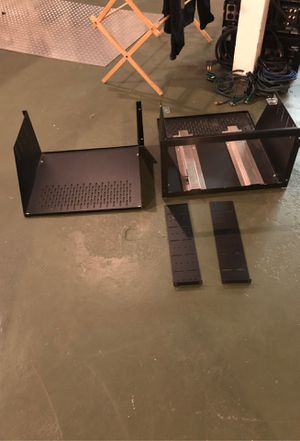 Stereo rack system shelves - 2 for Sale in Tacoma, WA