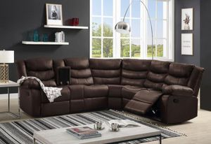 Recliner Sectional 📦 for Sale in Miami, FL