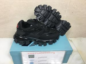 Prada Women's Lug-Sole Tech Chunky Sneakers for Sale in New Cambria, MO