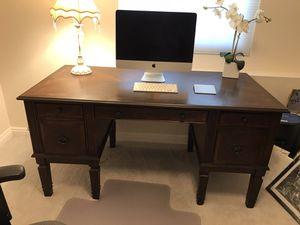 Desk & file cabinet for Sale in Vista, CA