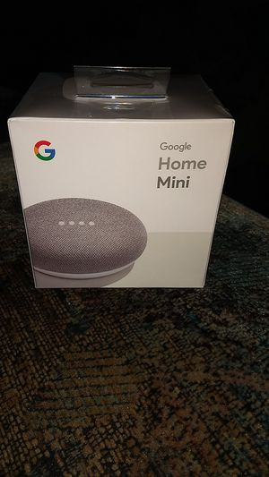 Brand new wrapped Google home mini for Sale in Concord, MA