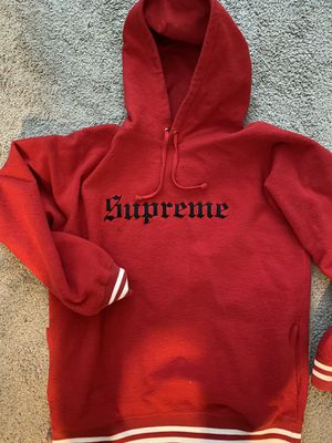 Supreme Hoodie - Fall 17 for Sale in Tustin, CA