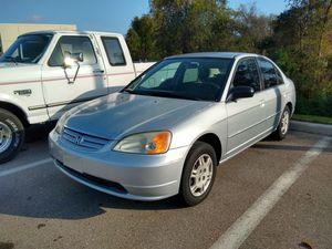 2002 Honda Civic LX Sedan for Sale in Sarasota, FL