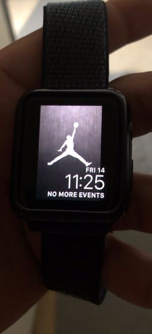 Nike like new 3series Iwatch 42mm w Cellular for Sale in Newport Beach, CA