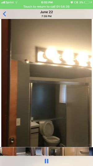 2 Bedroom apartment in buena Vista 600.00 monthly! Deposit of 600.00 to move in 1200.00. Great location, very quiet, upstairs and balcony for your ow for Sale in Saginaw, MI