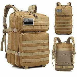 40L Tactical waterproof military backpack for Sale in Pompano Beach, FL