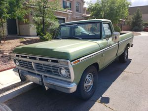 Classic 1973 Ford F-100 Truck for Sale in Las Vegas, NV