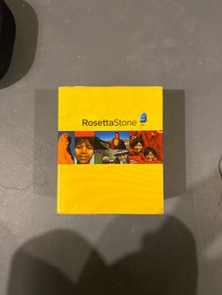 Italian Rosetta Stone 25$ for Sale in Elmhurst,  IL