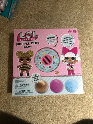 L.O.L. Surprise Shuffle Club Game for Sale in Gresham, OR