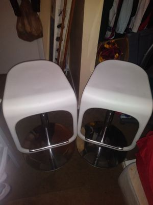 Two IKEA Urban Bar Stools for Sale in Seffner, FL