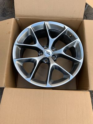 2019 Dodge Charger GT Plus set of 4 Rims for Sale in Houston, TX