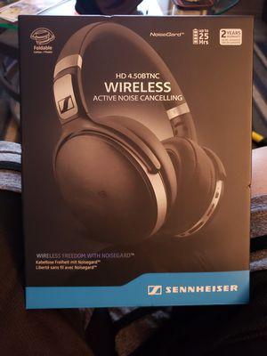 Sennheiser Bluetooth Wireless Headphones for Sale in Las Vegas, NV